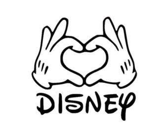 340x270 Disney Castle Decal Disney Decal Disney Castle Sticker