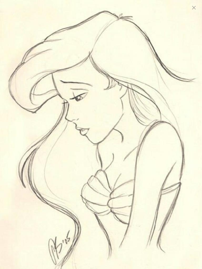 Disney Cinderella Drawing