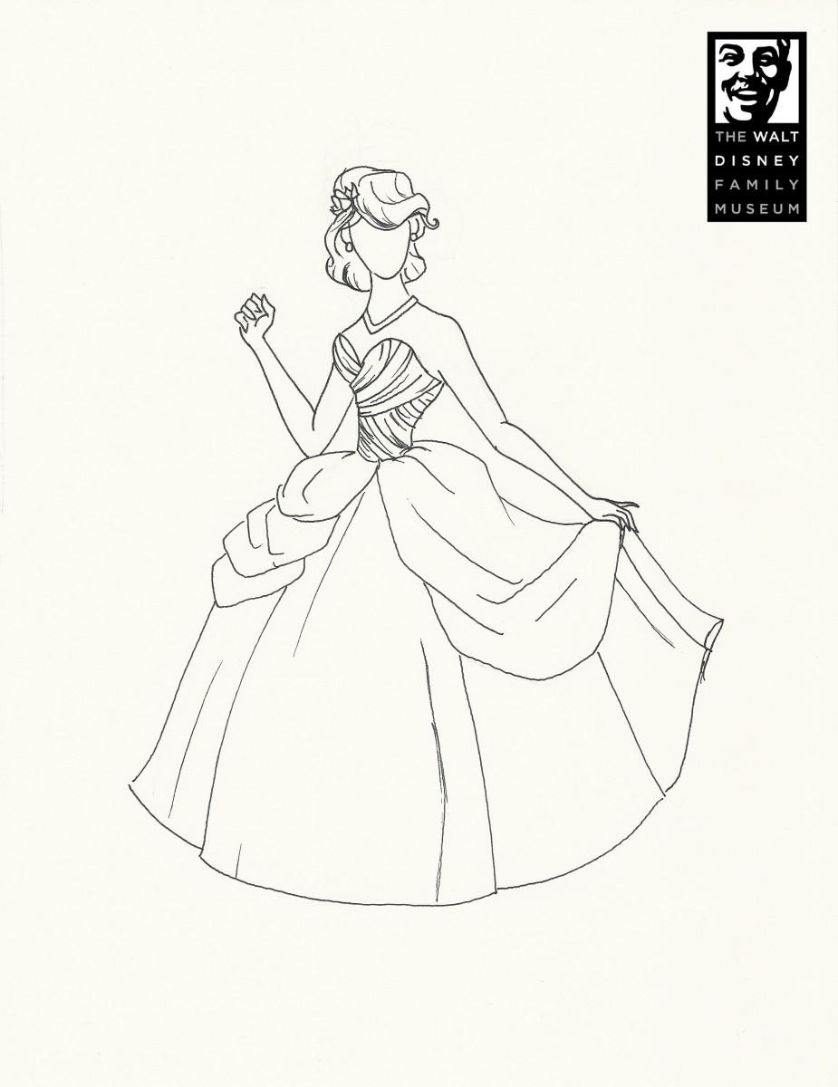 925x1200 Get Inspired Become Your Own Disney Designer The Walt Disney