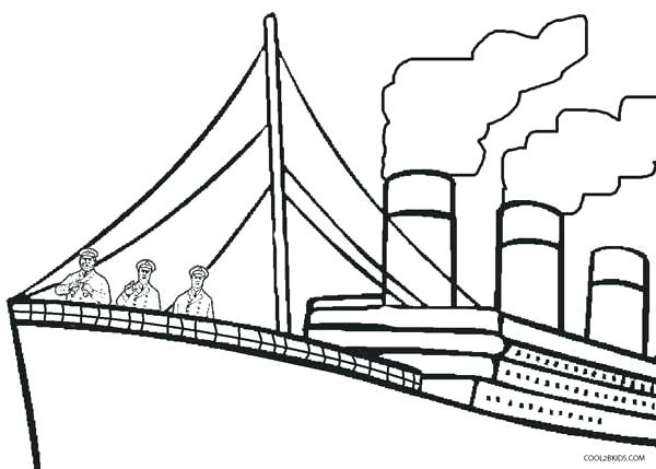 600x429 Cruise Ship Coloring Pages Cruise Ship Coloring Page Printable