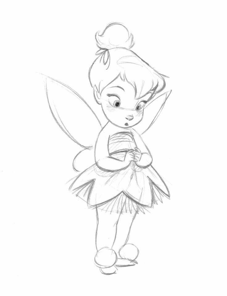 Disney Drawing Easy
