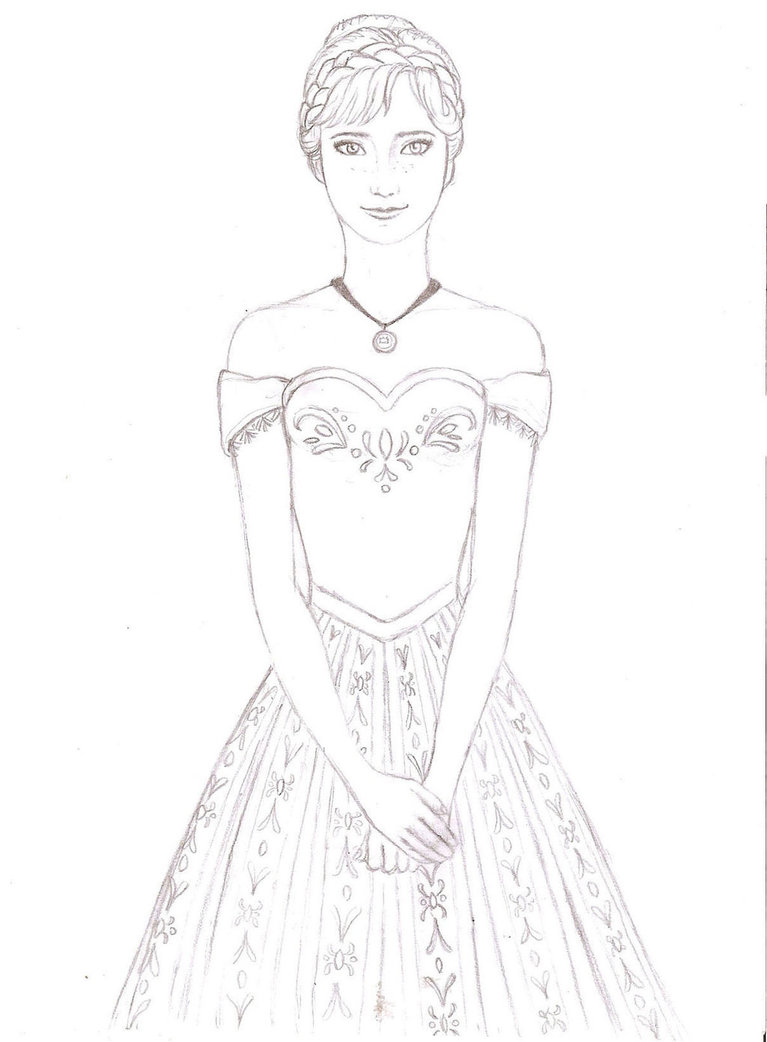 767x1042 Elsa Drawing Frozen Fan Art By Lethalchris. Disneys Frozen Elsa