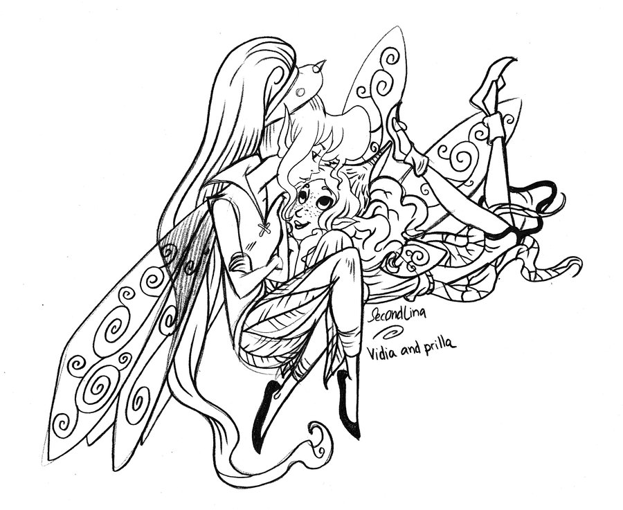 Disney Fairies Drawing at GetDrawings.com | Free for personal use ...