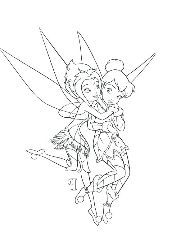 554x782 Elegant Disney Fairies Coloring Pages And Fairies Coloring Pages