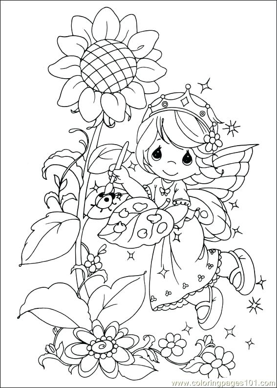 567x794 Fairy Coloring Games Precious Moments Coloring Page Disney Fairies