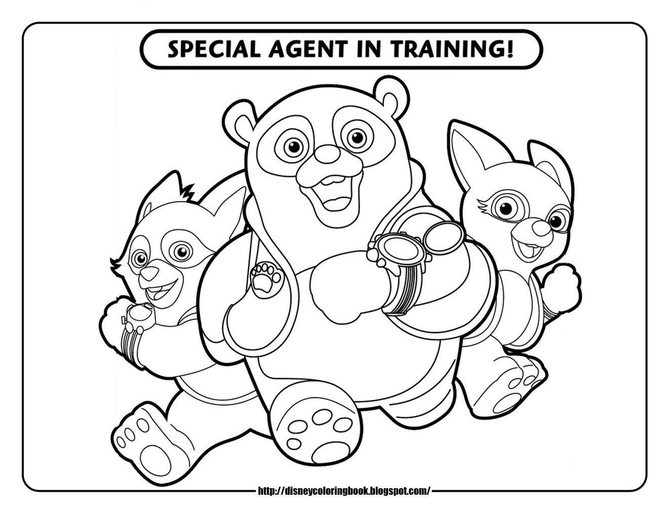 1320x1020 Disney Junior Coloring Pages For Kids Inside