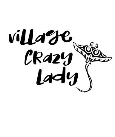 385x457 Svg Disney Moana Village Crazy Lady Stingray Moana