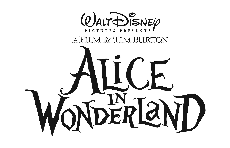 2880x1864 Tim Burton's Alice In Wonderland Logo And High Resolution Photos