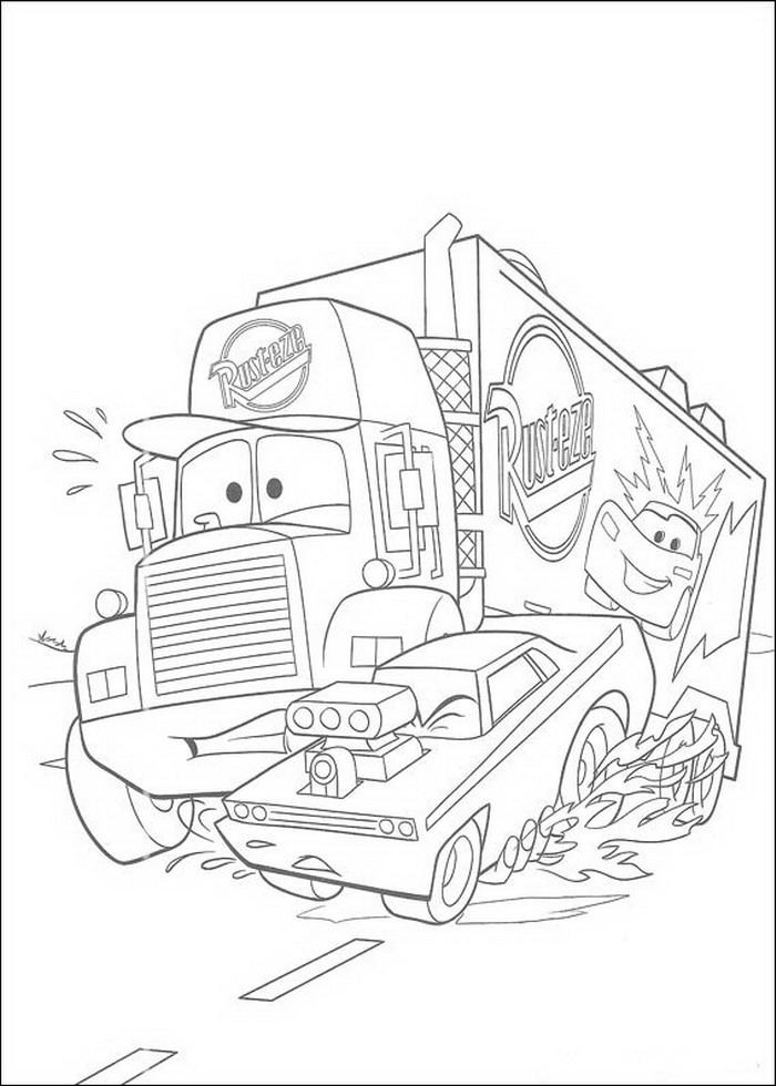 700x980 Cars Coloring Pages Sewing Cars, Color Sheets
