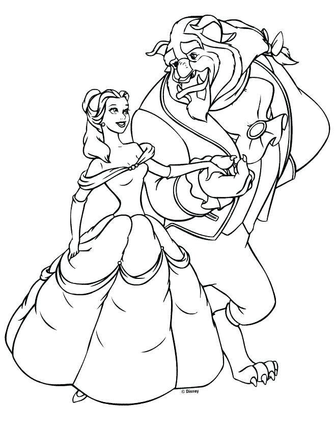 660x847 Princess Belle Coloring Pages Princess Belle Beauty And The Beast