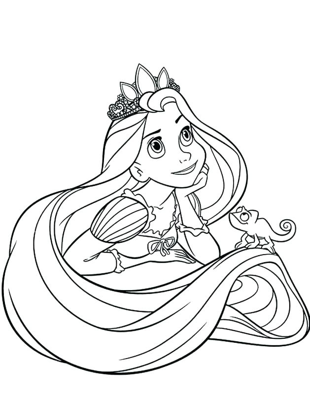 629x800 Princess Coloring Pages By On More A Unicorn Coloring Free