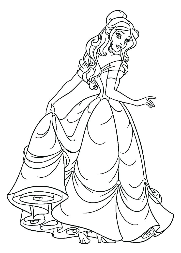 736x1031 Disney Princess Free Coloring Pages Synthesis.site