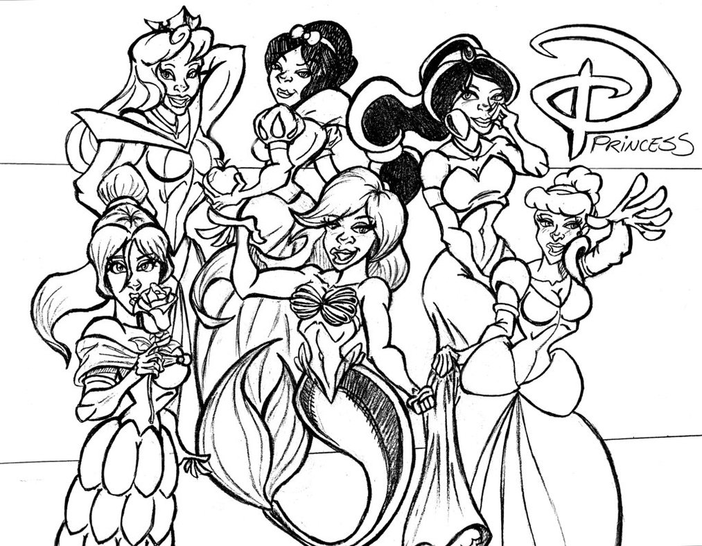1013x788 disney cartoon pencil drawings adobe photoshop cs5 1 macintosh
