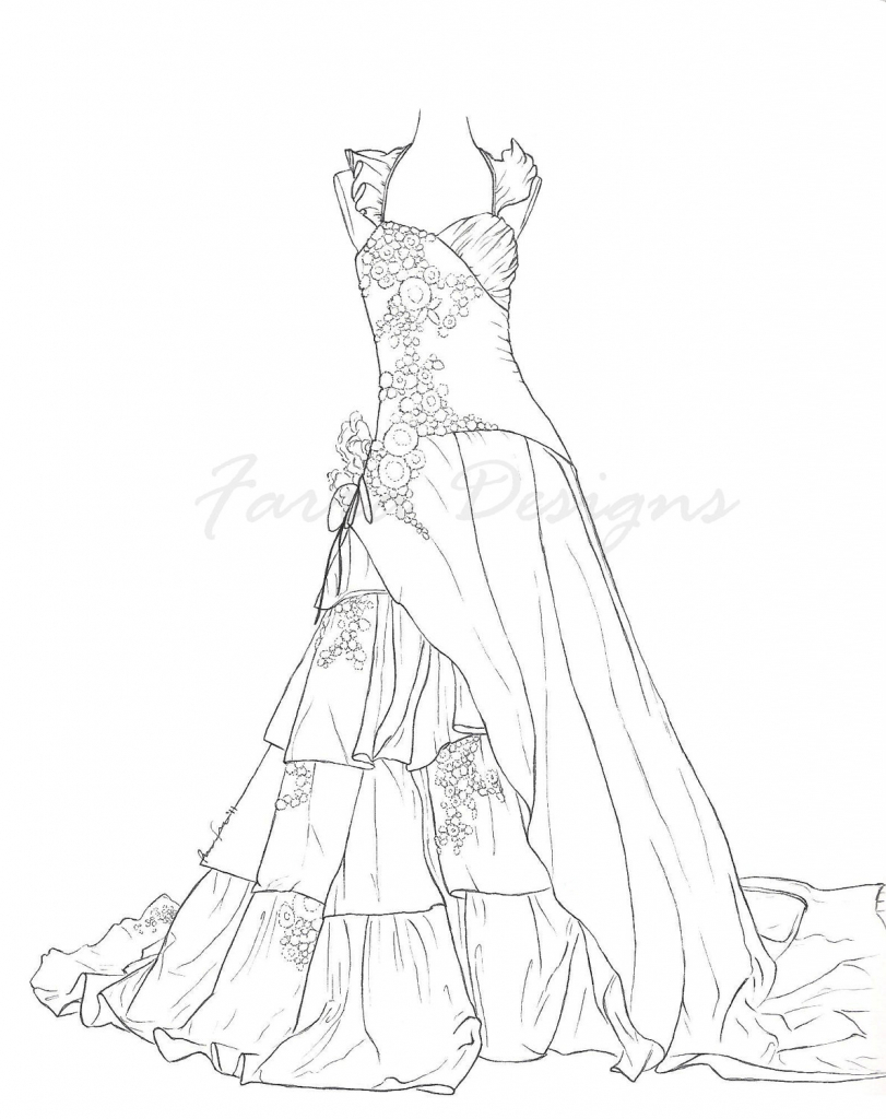 811x1024 Barbie Princess Pencil Drawings Drawn Princess Barbie