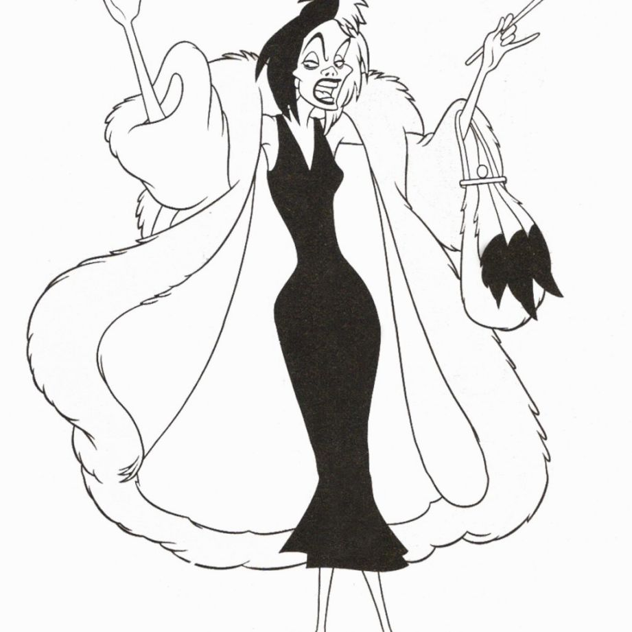 Disney Villains Drawing At Getdrawings Com Free For Personal Use