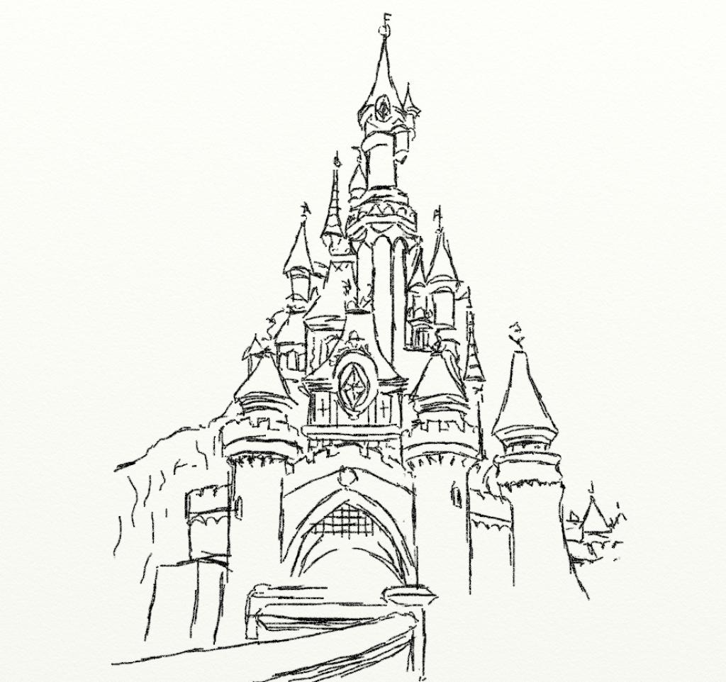 Excelente Walt Disney World Para Colorear Foto - Ideas Creativas ...