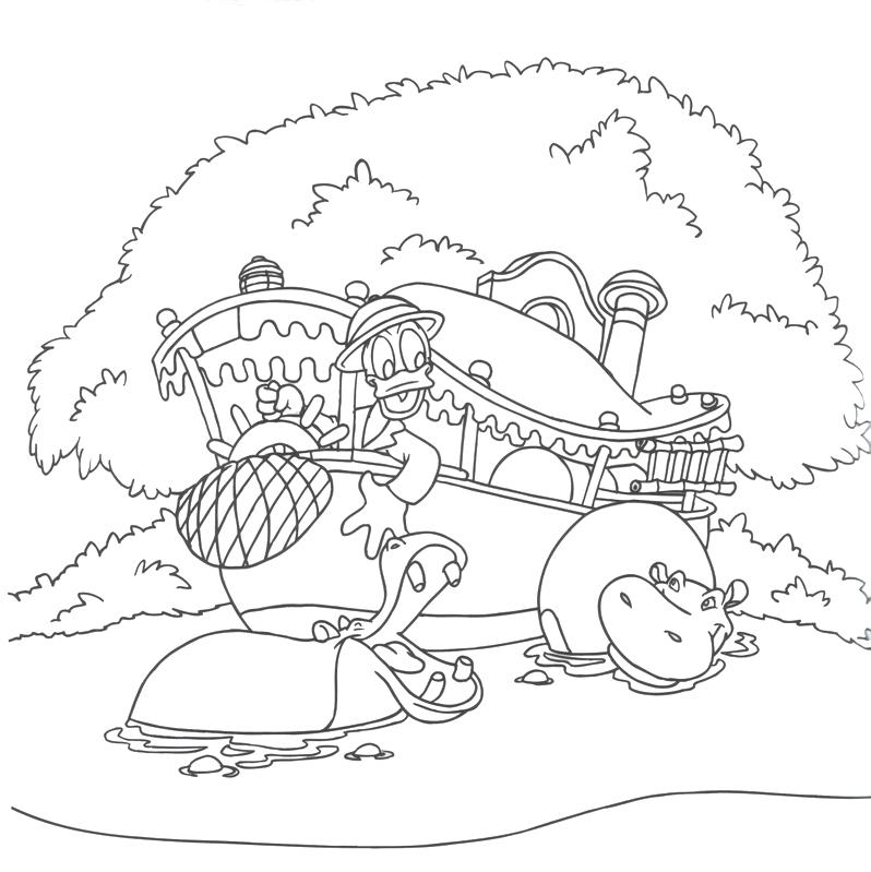 798x799 Disney World Coloring Pages Good Coloring Disney World Christmas