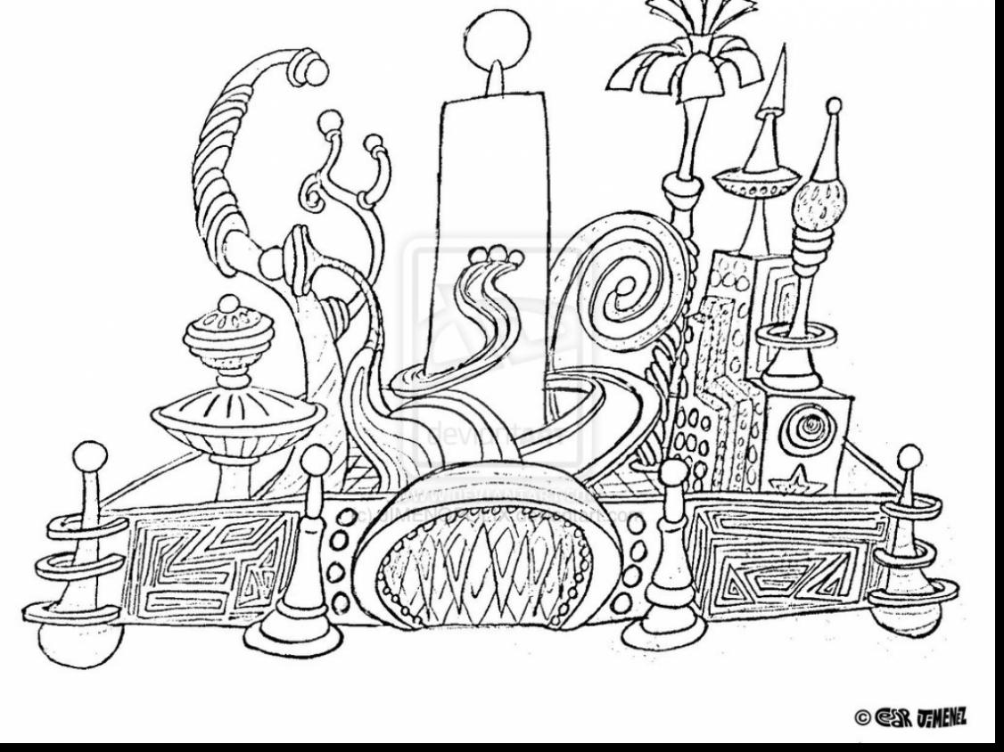 1126x844 Terrific Disney World Castle Coloring Pages With Disney World