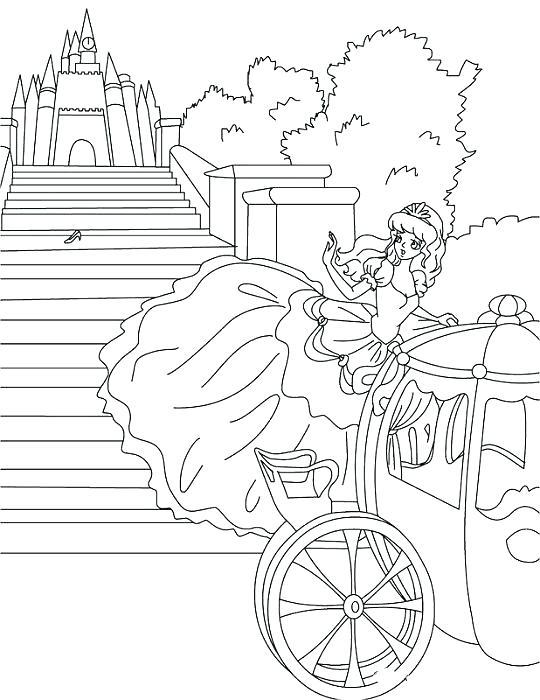 540x700 Cinderella Castle Coloring Pages Castle Color Page Luxury Castle