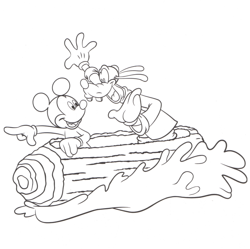 800x799 AnventurelandCritter Country 736x757 Awesome Disney World Coloring Pages 16 For