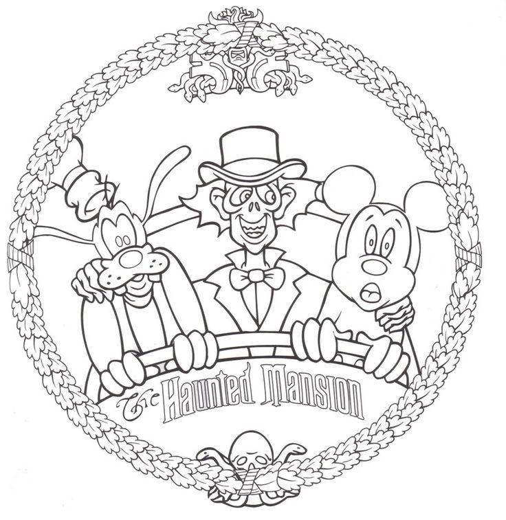 736x757 Awesome Disney World Coloring Pages 16 For Picture To