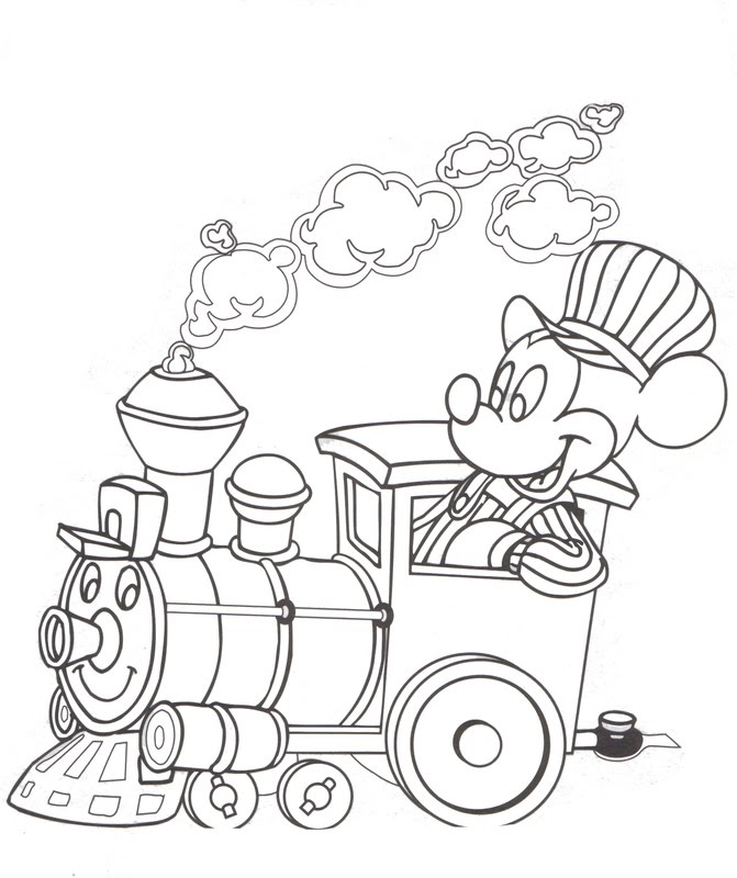 671x800 Top 66 Free Printable Mickey Mouse Coloring Pages Online