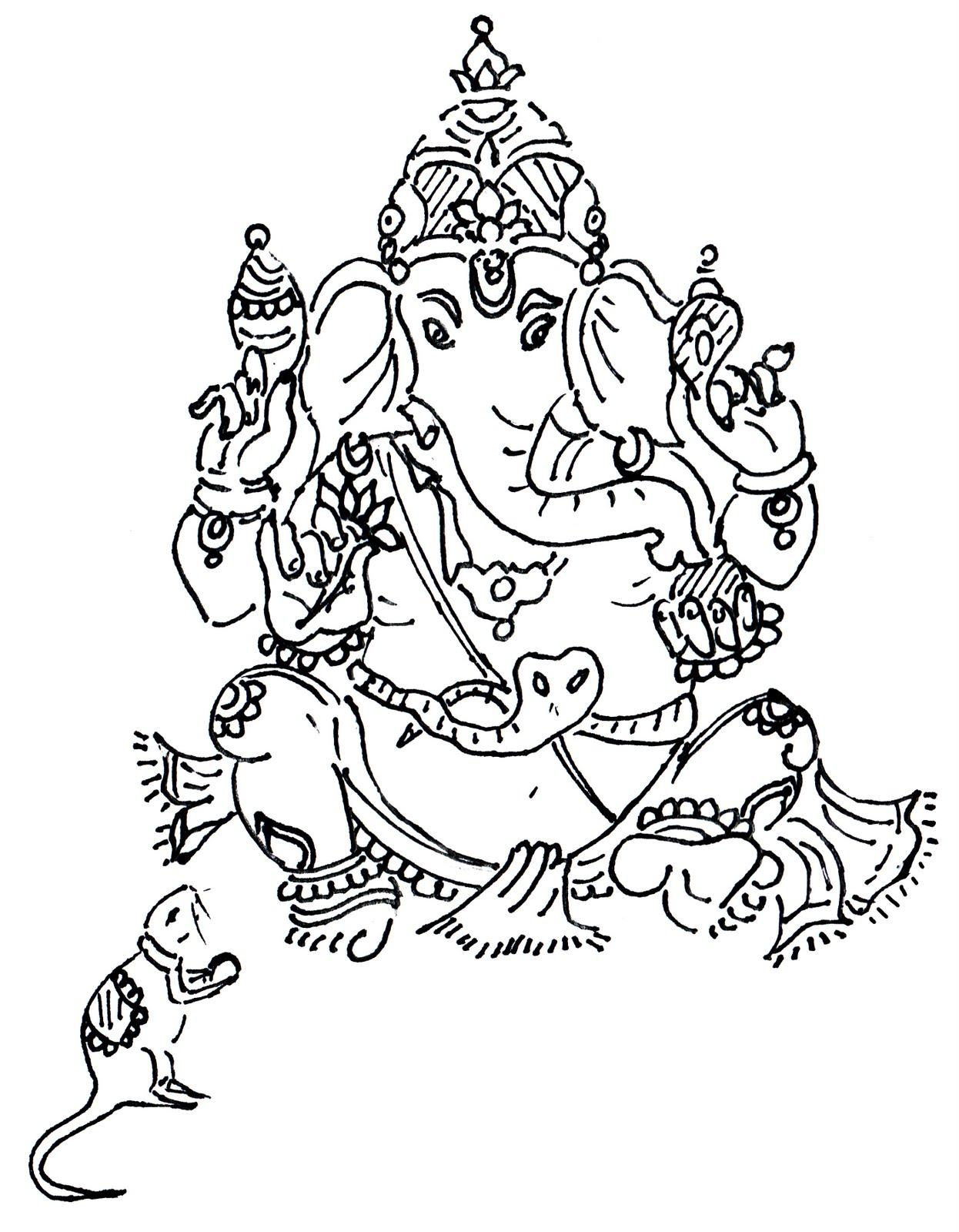 1246x1600 Priti Lathia's Fine Art Working On Diwali Cards