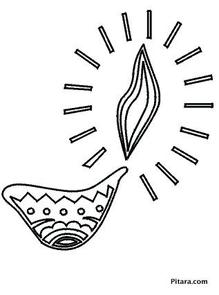 317x426 Diwali Coloring Pages Lovely Coloring Pages In Line Drawings
