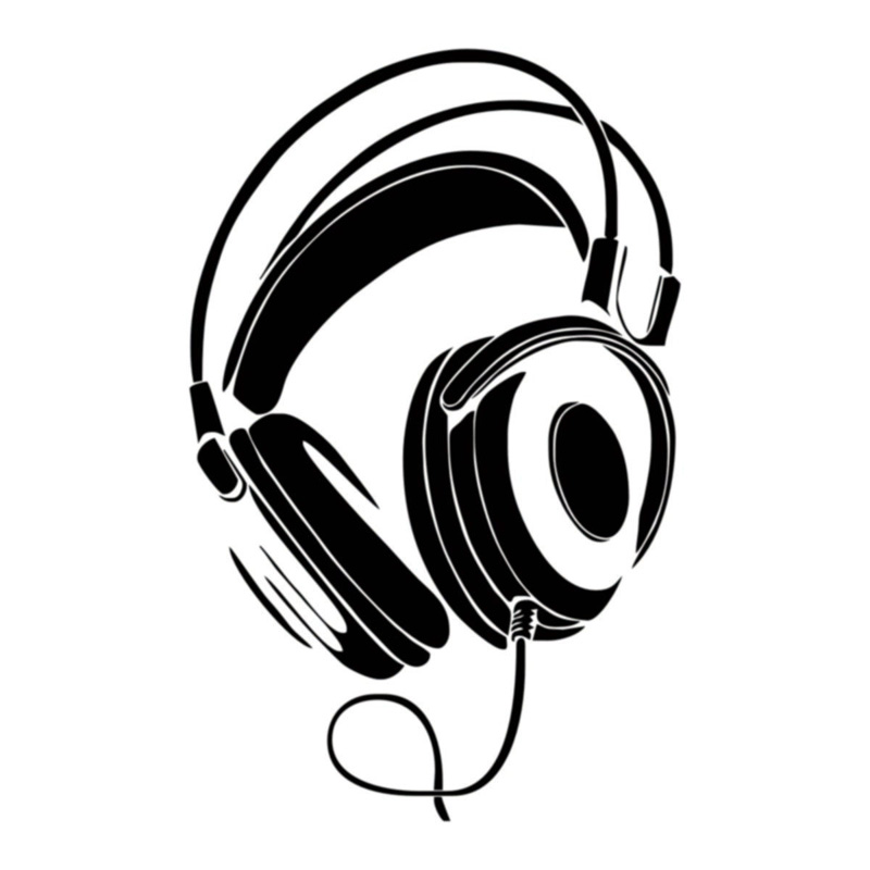 Dj Headphones Drawing