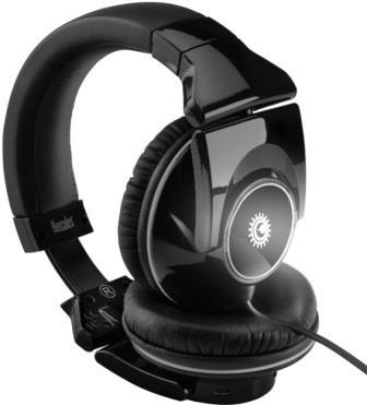 336x371 Hercules Hdp Dj Light Show Adv Professional Dj Headphones, Retail