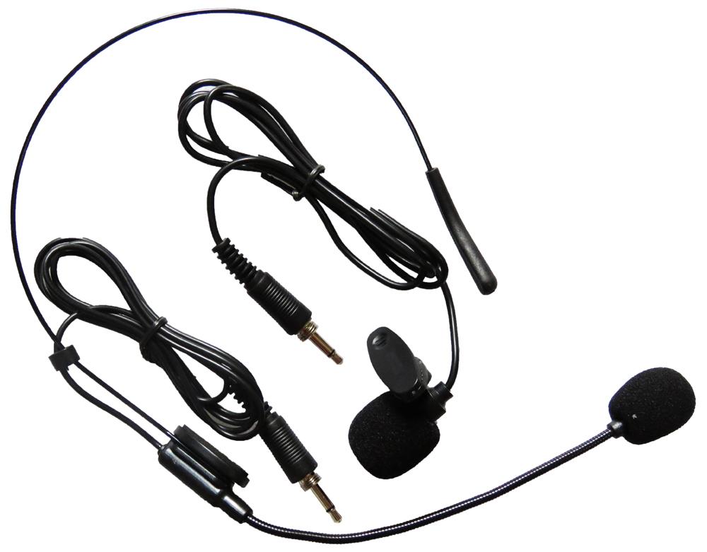 1000x781 Brand New Staraudio Black Professional Dj 2 Channel Uhf Wireless