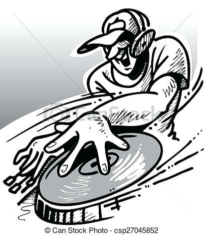 Dj Mixer Drawing At Getdrawings Com