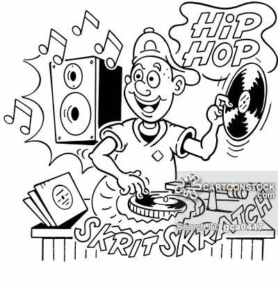 400x409 Mixing Records Cartoons And Comics