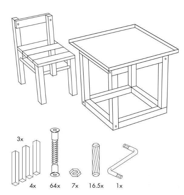 607x642 I Just Got A Bookshelf From Ikea And I Can'T Assemble It. What Do