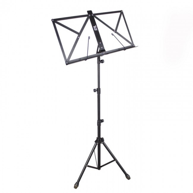 650x650 Tgi Ms20bk Music Stand Black