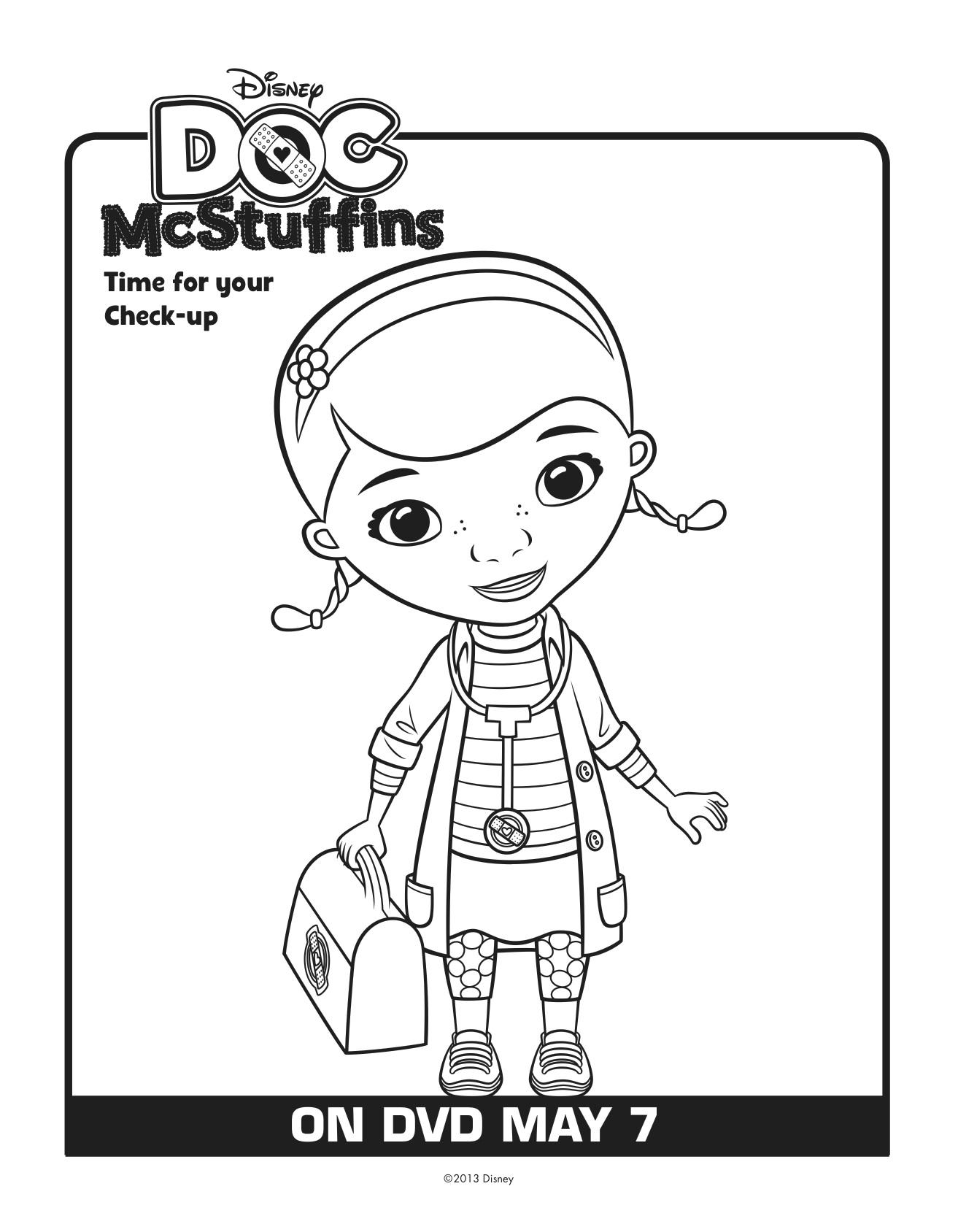1313x1688 Doctor Mcstuffins Drawing Doc Mcstuffins Drawing Board