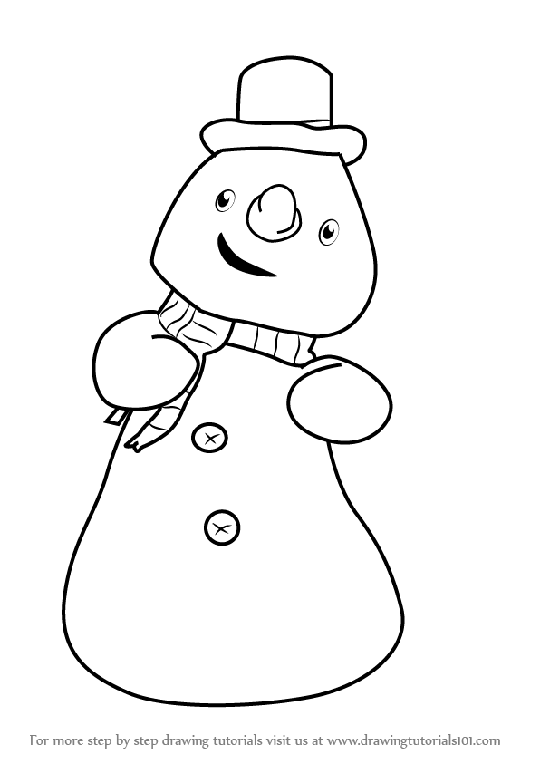 596x843 Learn How To Draw Chilly Mcstuffins From Doc Mcstuffins (Doc