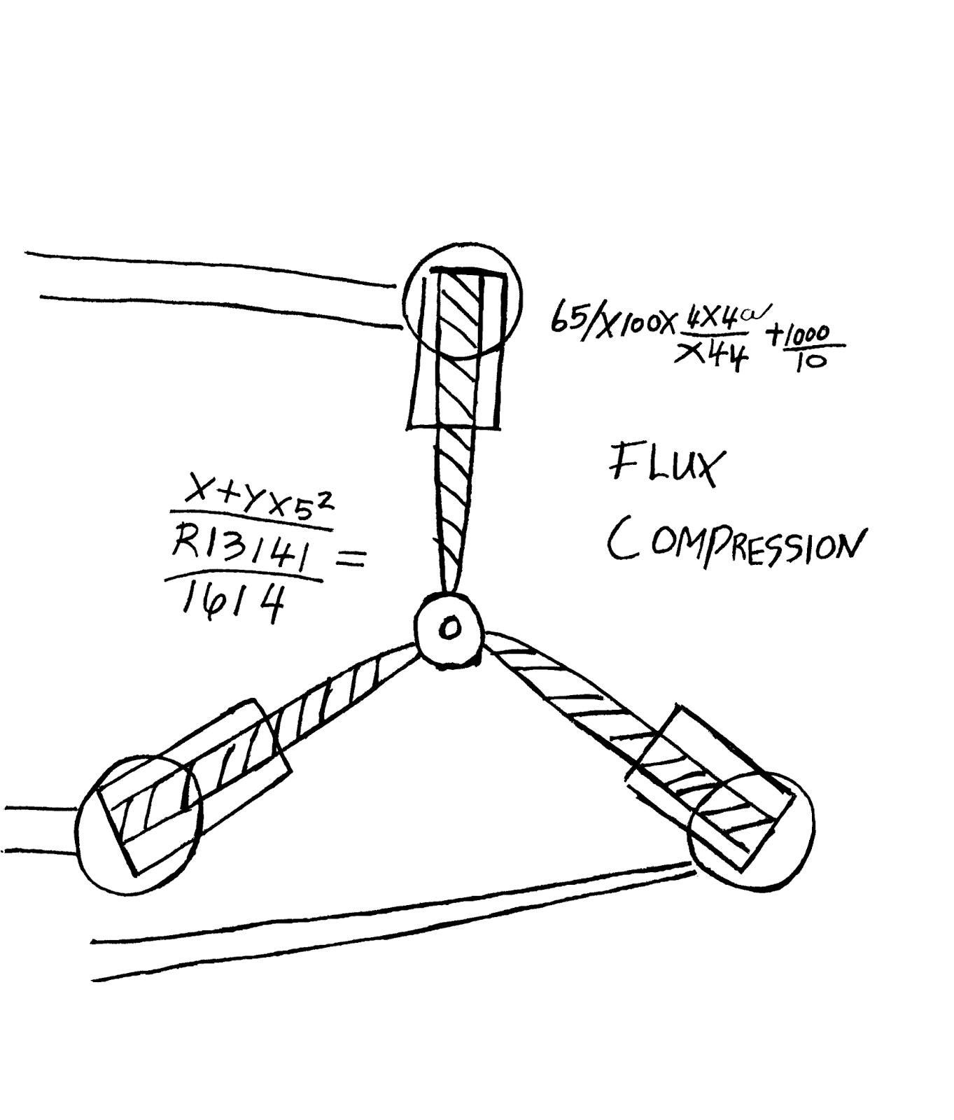 the best free capacitor drawing images download from 39 free Compressor Wire Diagram 1363x1600 amfx creations flux capacitor drawing