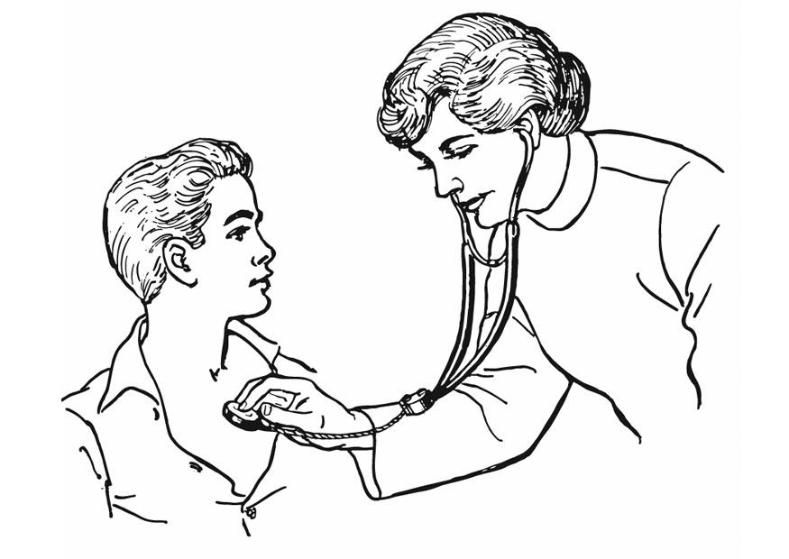 Doctor Drawing at GetDrawings.com | Free for personal use Doctor ...