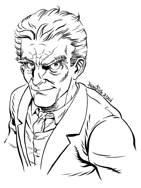 485x644 Doctor Who 12th Doctor By Elfsong Mat