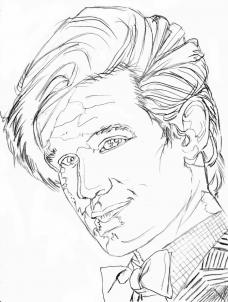 228x302 How To Draw Dr Who, Draw Doctor Who, Doctor Who Step 10 Drawing