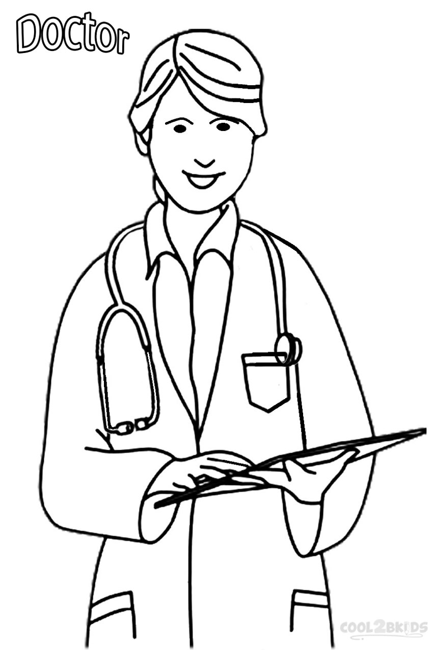 Doctors Drawing at GetDrawingscom Free for personal use Doctors