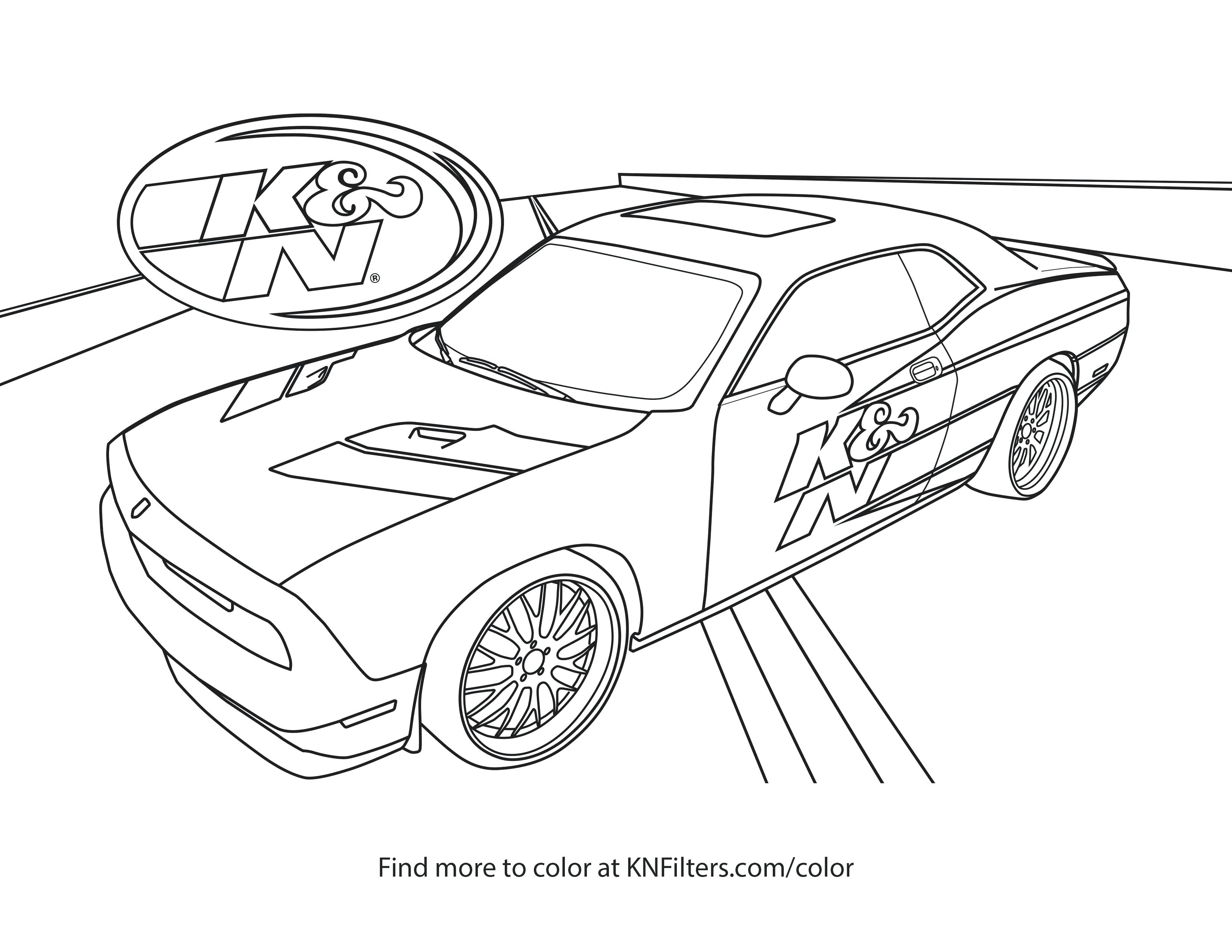 dodge challenger drawing at getdrawings com