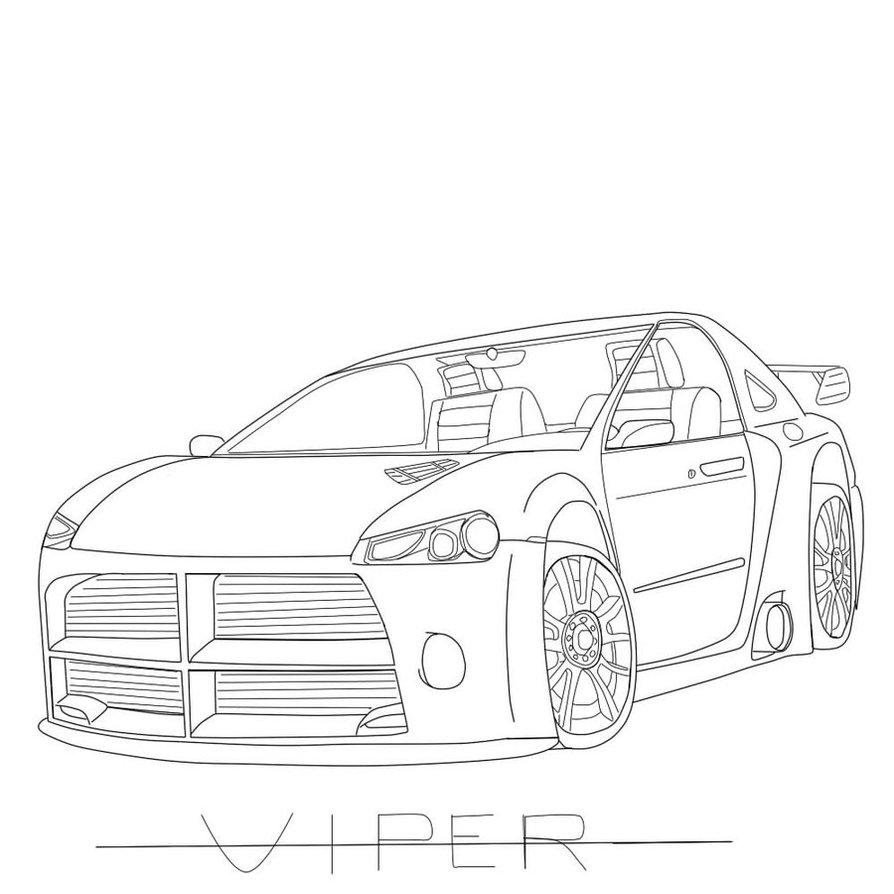 894x894 Dodge Viper By Blackops Jurio