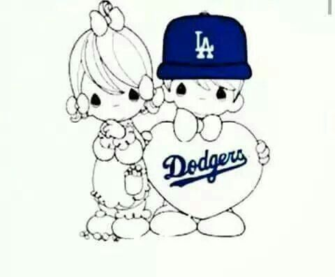Dodgers Drawing