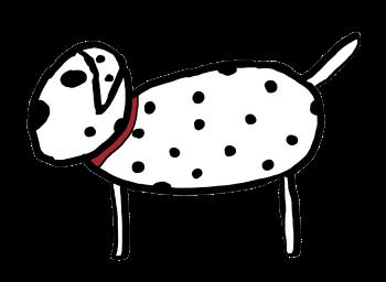 350x256 How To Draw A Stick Dog