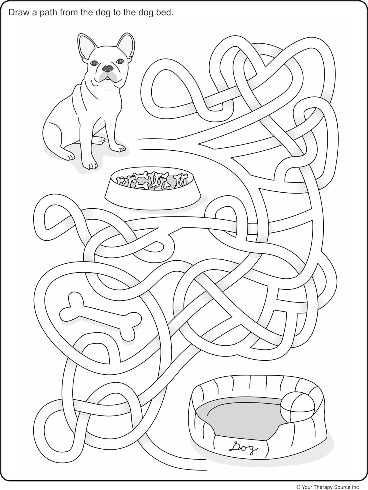 1201x1600 Growing Play Visual Spatial Dog Maze