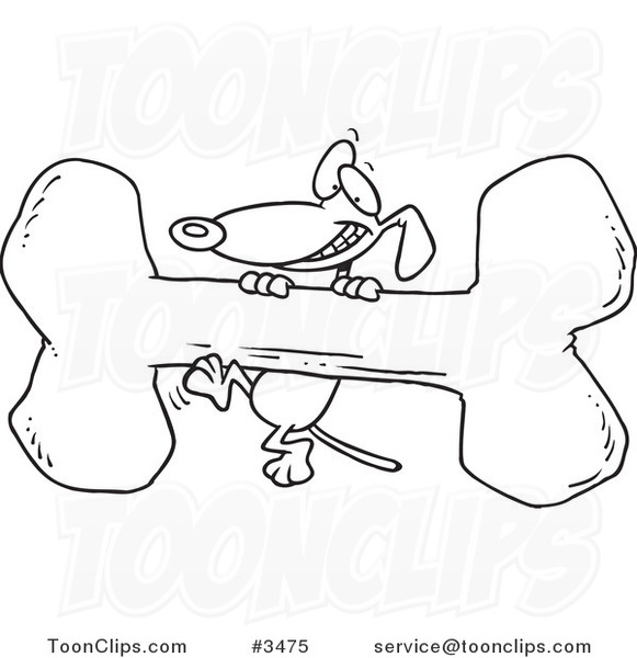 581x600 Cartoon Black And White Line Drawing Of A Dog Climbing A Giant
