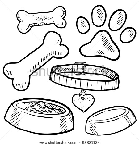 450x470 Dog Bone Ideas For Tattoo. So Me! Tattoo