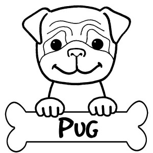 300x300 Boxer Dog Bowl Is Empty Coloring Pages Best Place To Color
